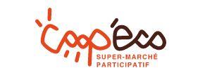 Logo Coopéco super-marché participatif