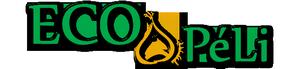 Logo ecocentre du Périgord Limousin et Ecohameau Interval