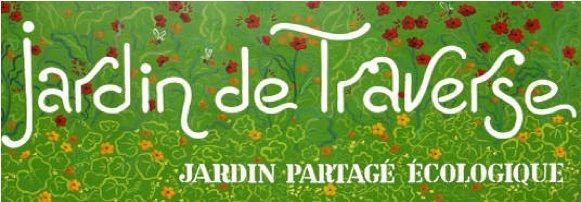 Logo Association Jardin de Traverse Roubaix