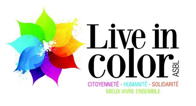 Logo Live in Color asbl