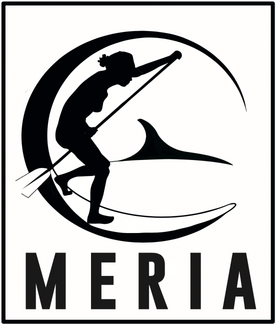 Logo MERIA, école de paddle itinérante