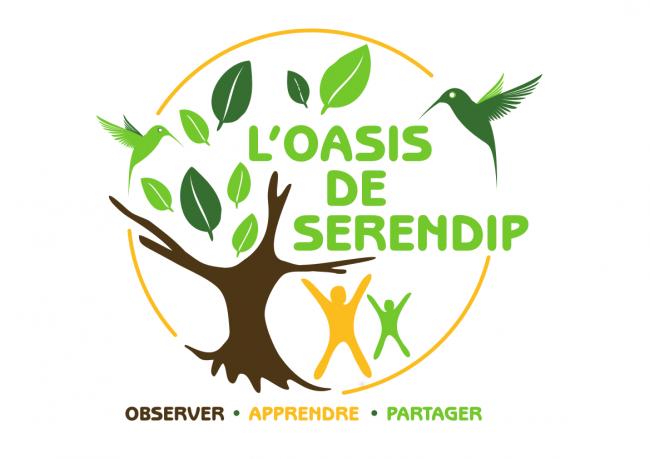 Logo L'Oasis de Serendip