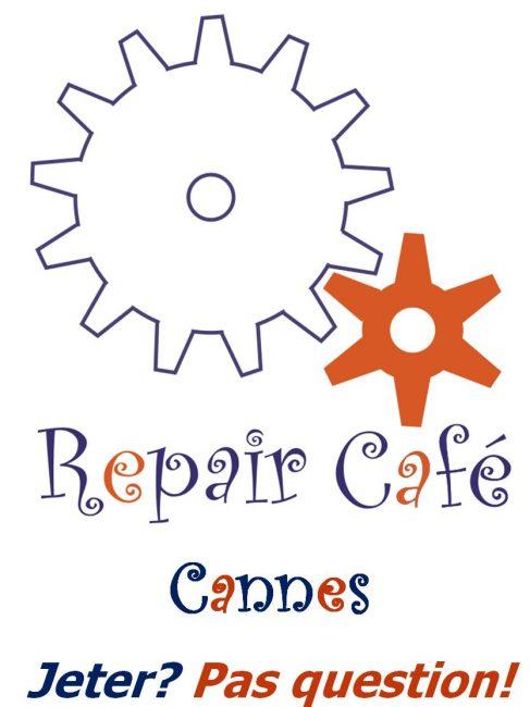 Logo Repir Café Cannes