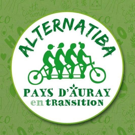 Logo Alternatiba Pays d'Auray