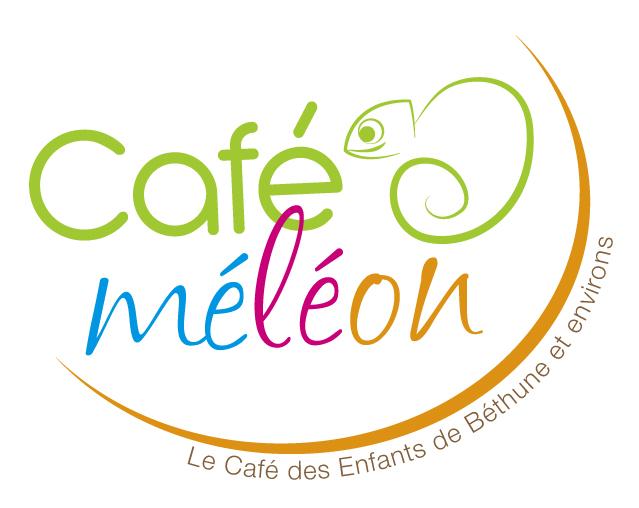 Logo Caféméléon, le Café des Enfants de Béthune et environs