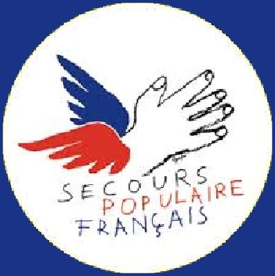 Logo Secours populaire de Romorantin