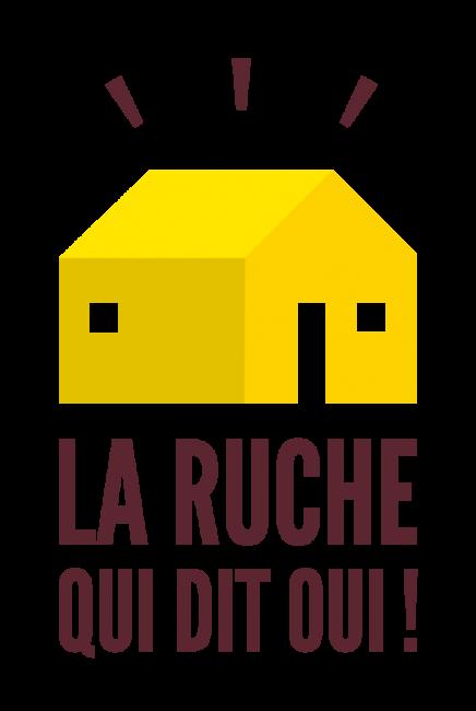 Logo La ruche qui dit oui! Pierrelatte