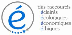 Logo Site web des raccourcis éclairés