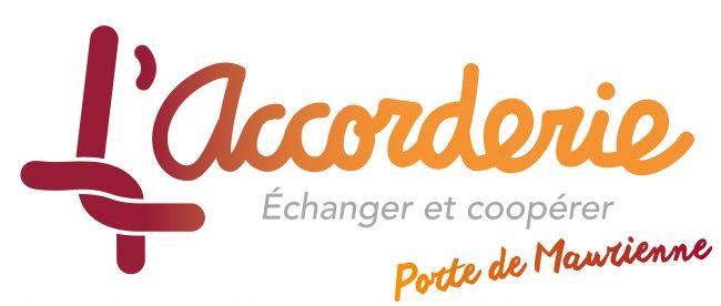 Logo Association Arc Ensemble/Accorderie Porte de Maurienne