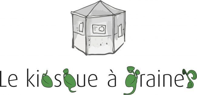 Logo Le Kiosque à Graines