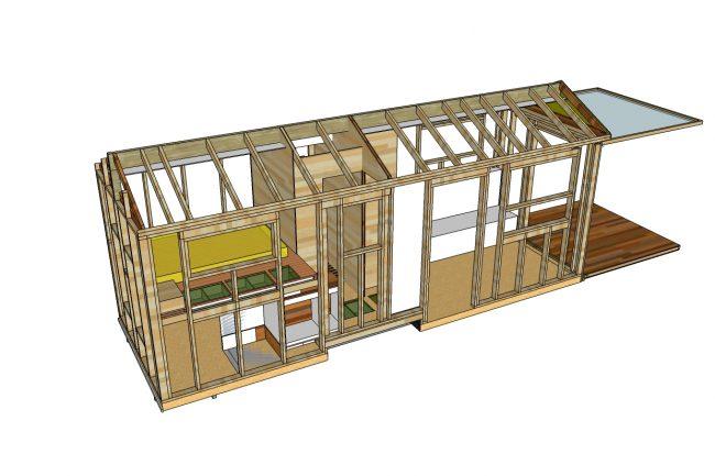 Découvrez une Tiny House en Picardie !
