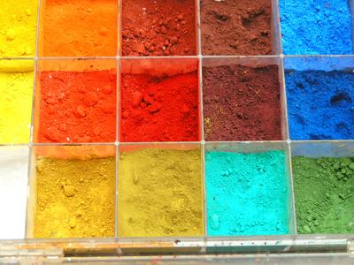 Réaliser ses peintures décoratives naturelles