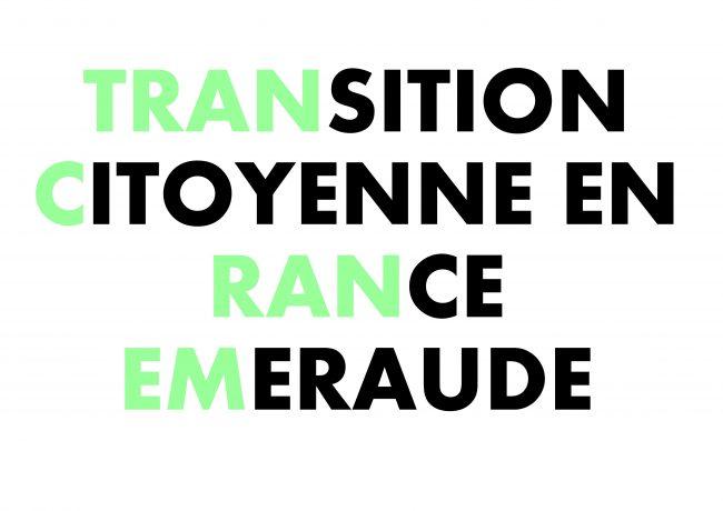 Logo Collectif de la Transition Citoyenne Rance Emeraude (TRANCEM)