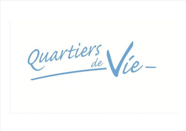 Logo Quartiers de Vie / Maison des Associations