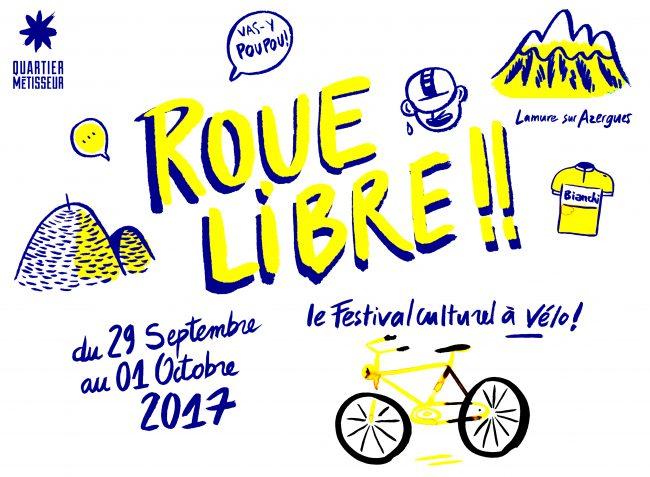 Roue Libre - Le festival culturel à vélo