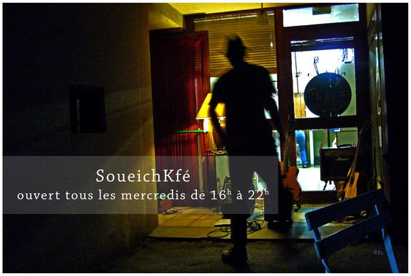 Bistro collectif associatif : SoueichKfé