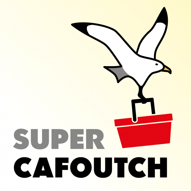 Logo SUPER CAFOUTCH