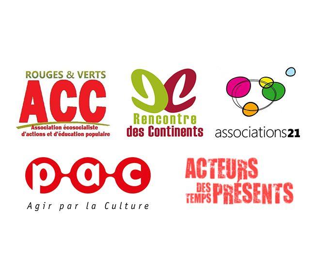 Logo Présence et Action Culturelles