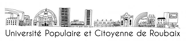 Logo Université Populaire et Citoyenne
