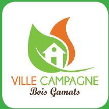 Logo Association Ville/Campagne entourée d'un collectif d'associations