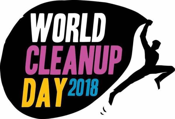 Journée mondiale du nettoyage à Bierset