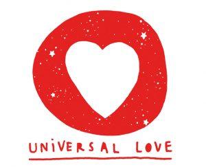 Logo Universal Love
