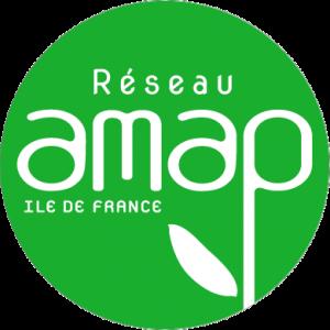 Logo Réseau AMAP Ile de France