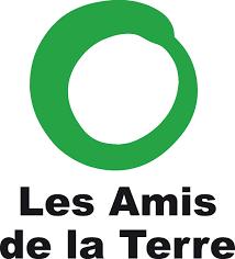 Logo Les Amis de la Terre - France