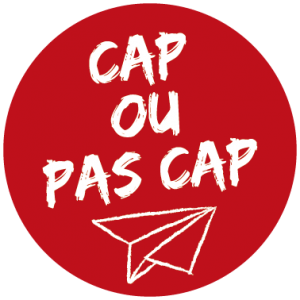 Logo Cap ou pas cap