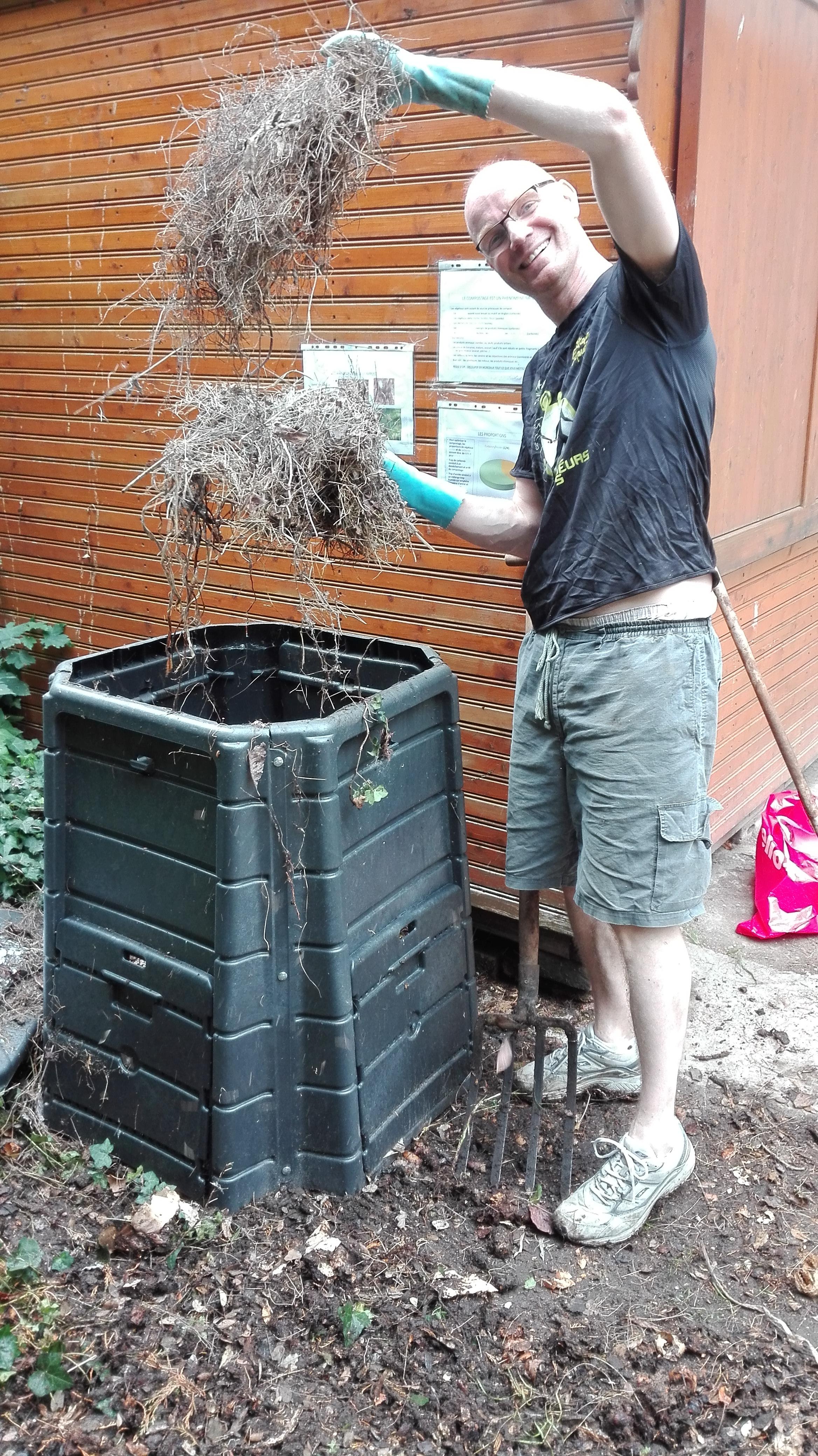 Amap Choeur Bio et compost