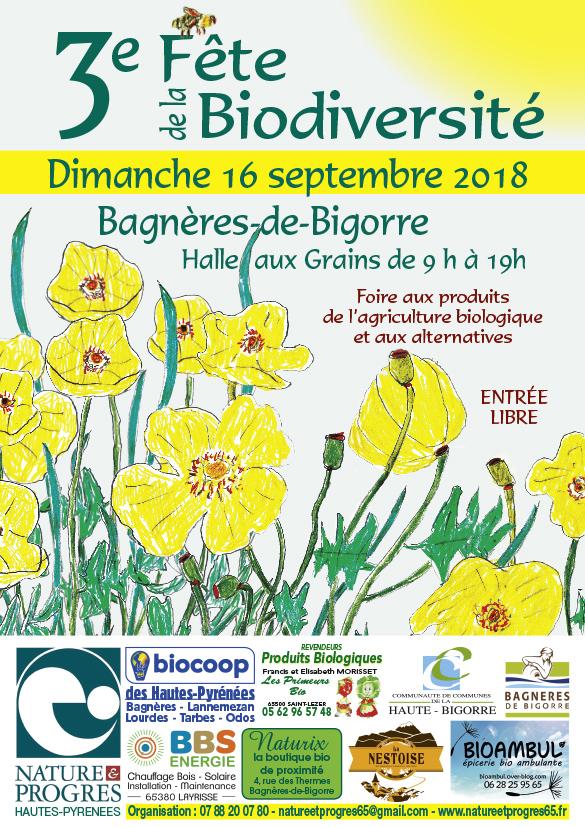 3ème Fête de la Biodiversité
