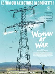 Projection «Woman at War» + débat