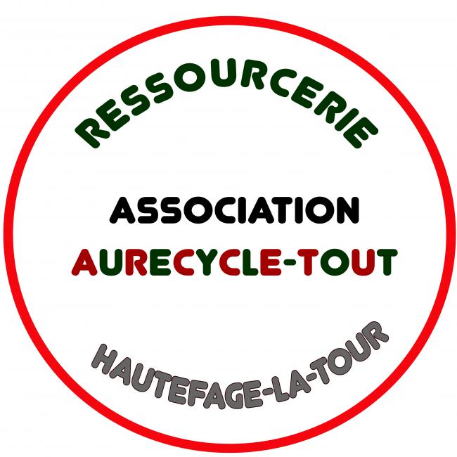 Logo AU RECYCLE-TOUT