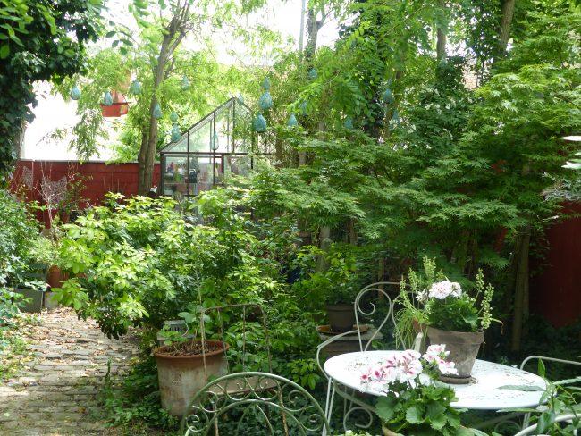 Du « Jardin éco-poétique » du 16 bis à la création d\'un « Keyhole ...