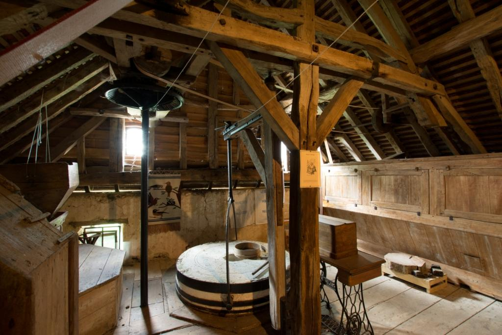 Visite du Moulin de Boisard