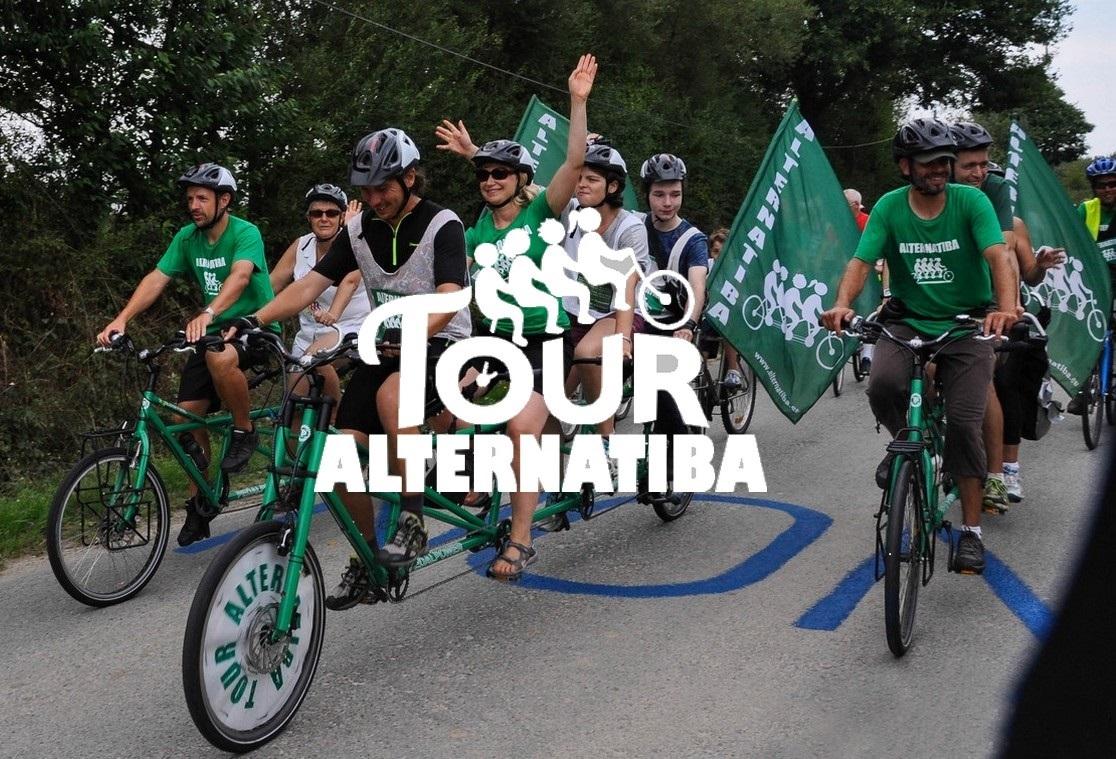 Etape du Tour Alternatiba