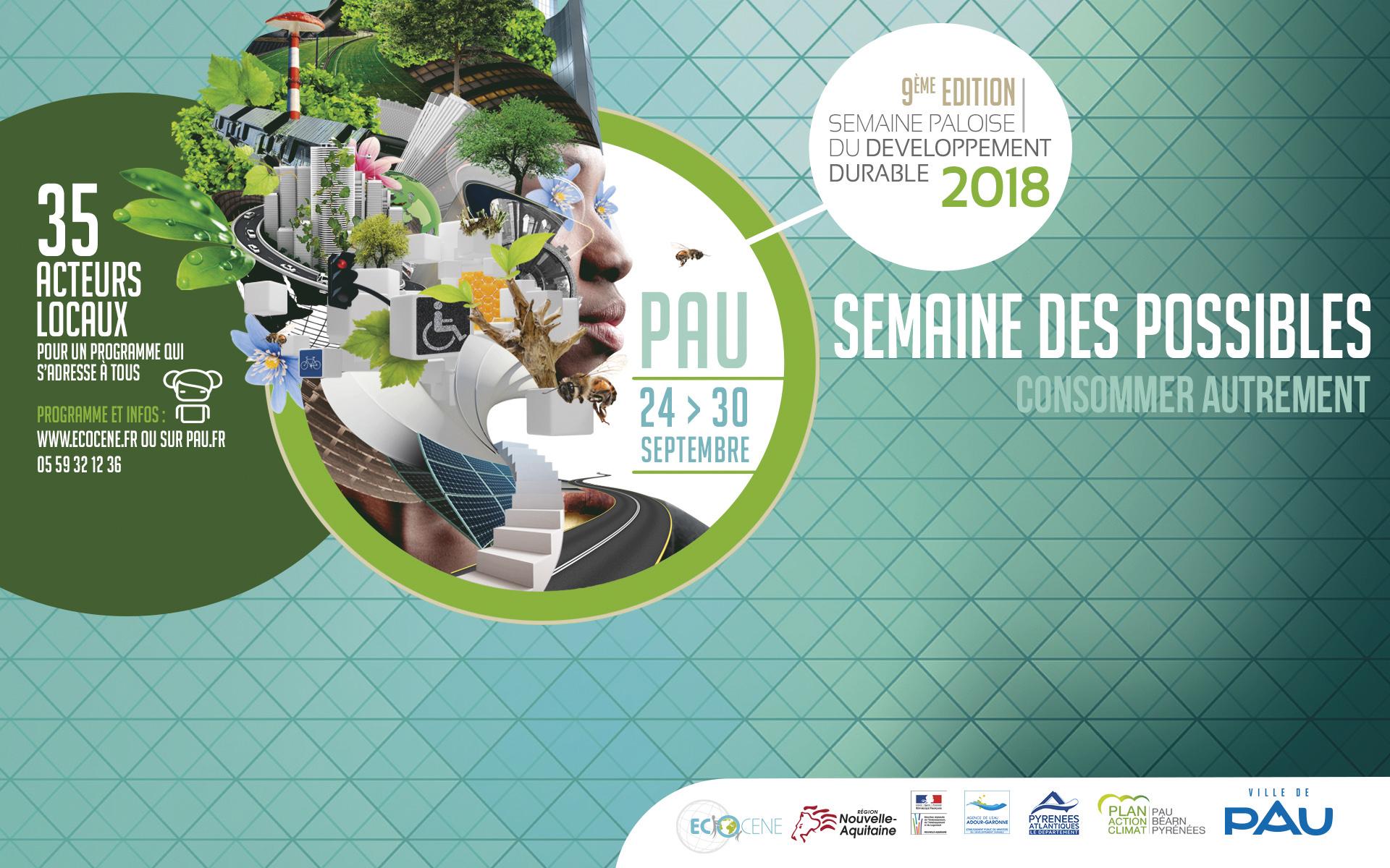 Conférence-débat «Ville durable et participation des habitants»