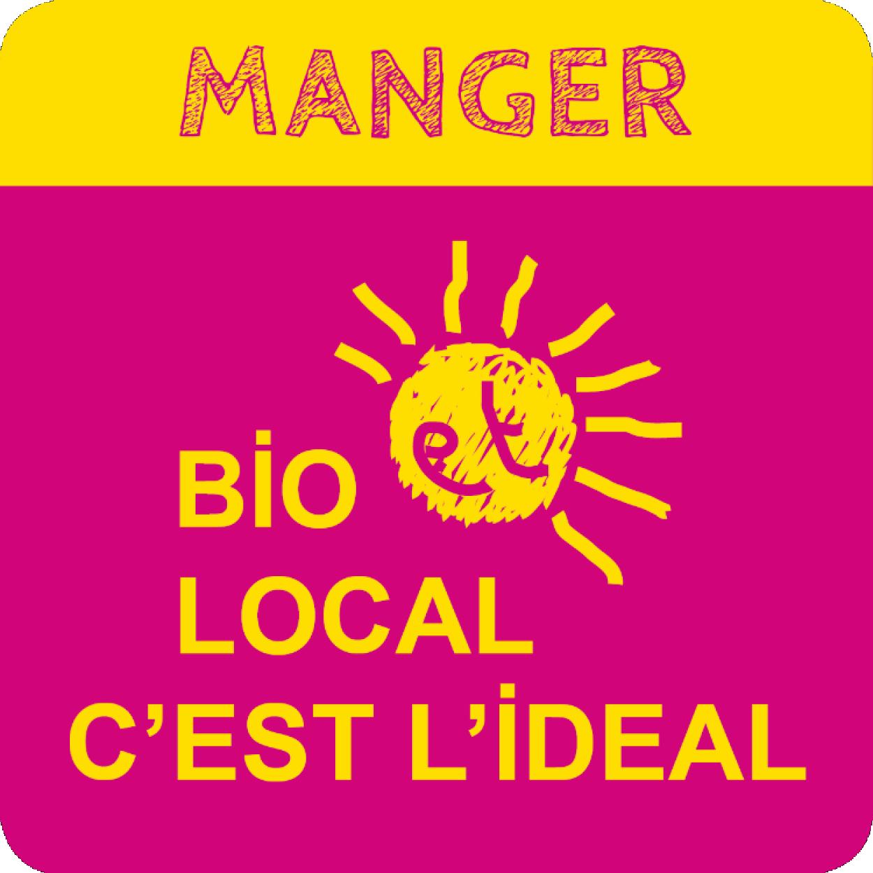 Manger Bio et local, c'est idéal !