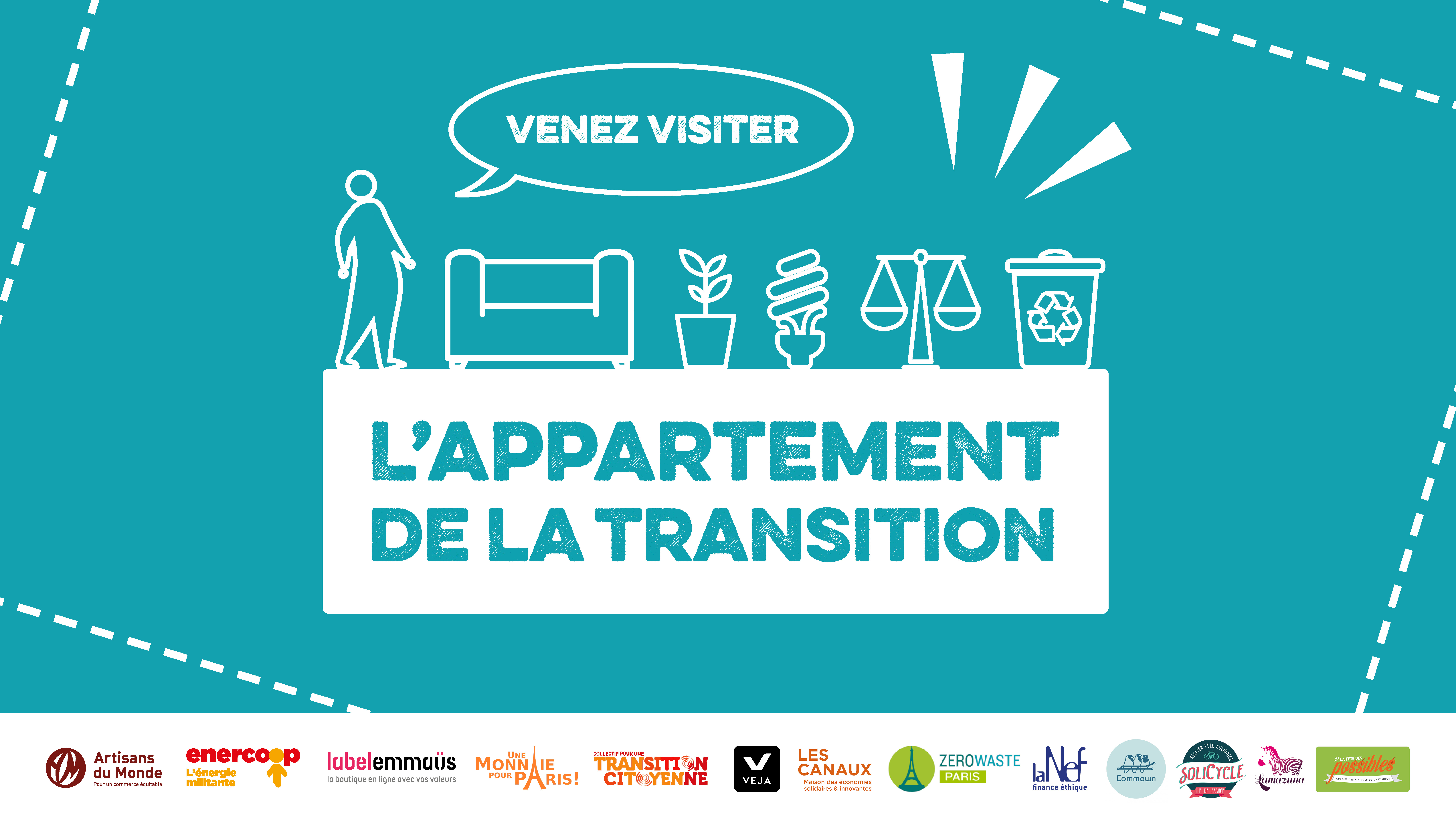 Appartement de la Transition !