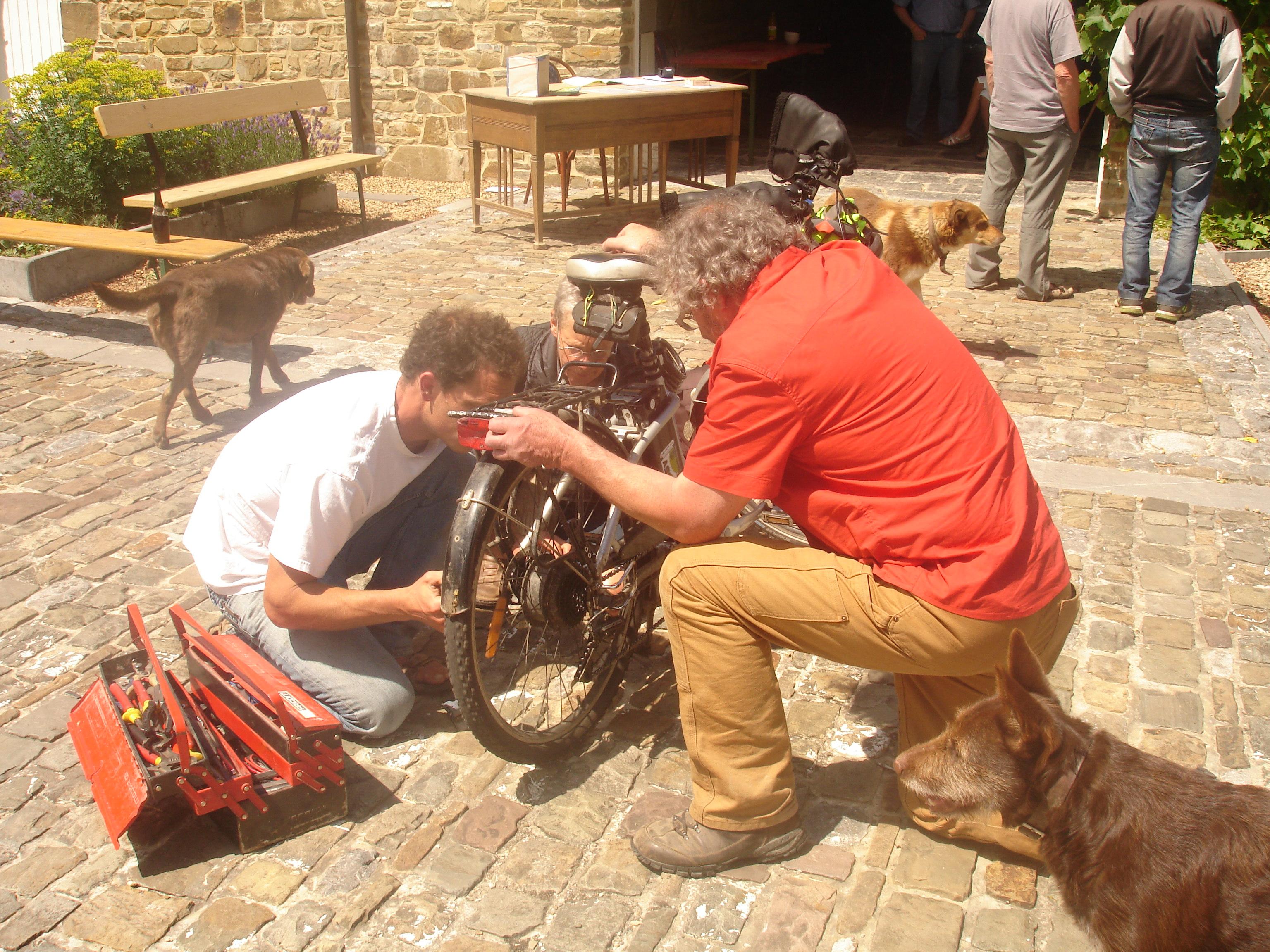 Repair Café de Jassogne