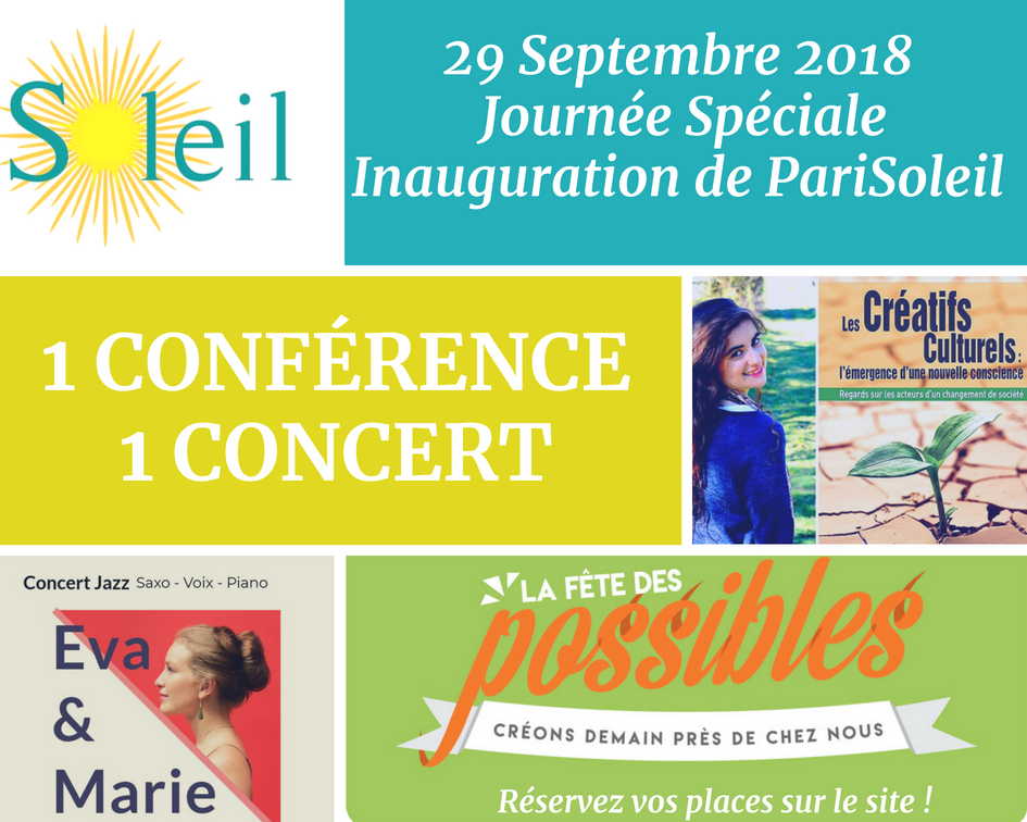 Inauguration de PariSoleil