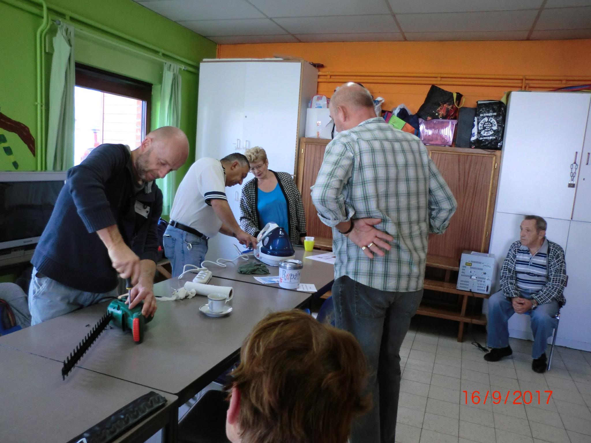 Repair Café Clavier
