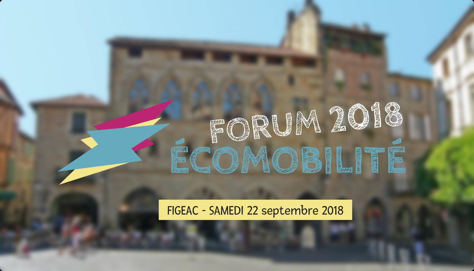 Forum Eco-Mobilité de Figeac