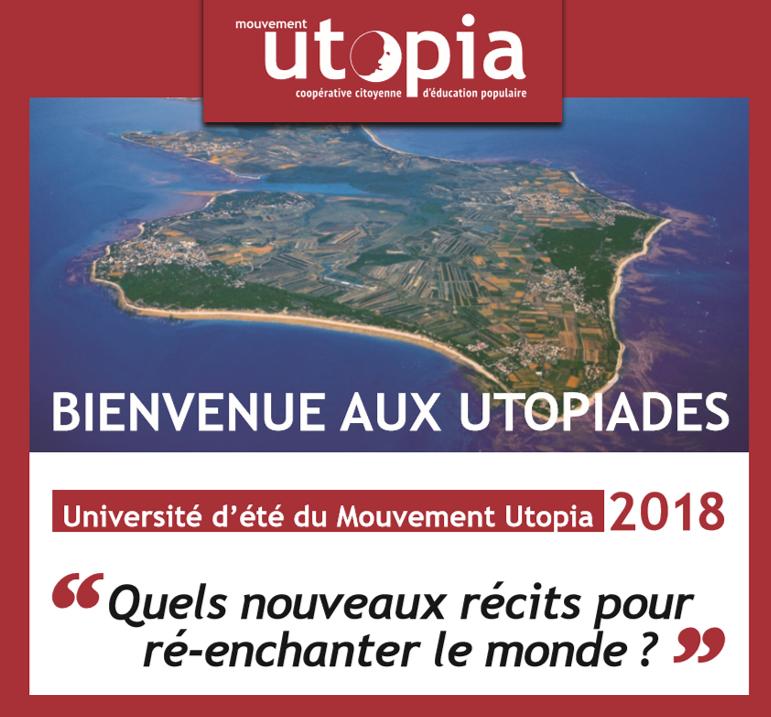 Université d'été du Mouvement Utopia
