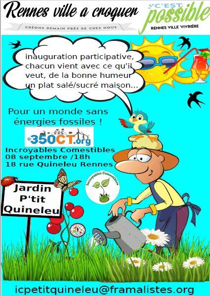 Ouverture participative Le P'tit Quineleu