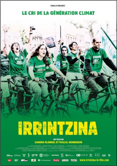 Projection d'Irrintzina
