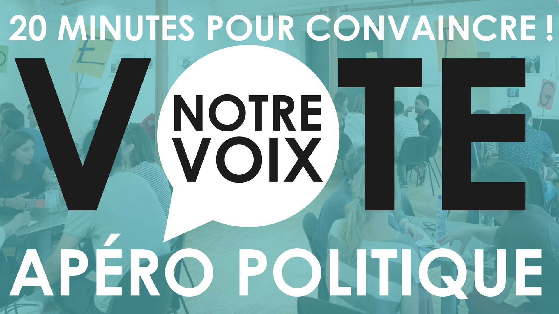 Apéro politique – élections communales