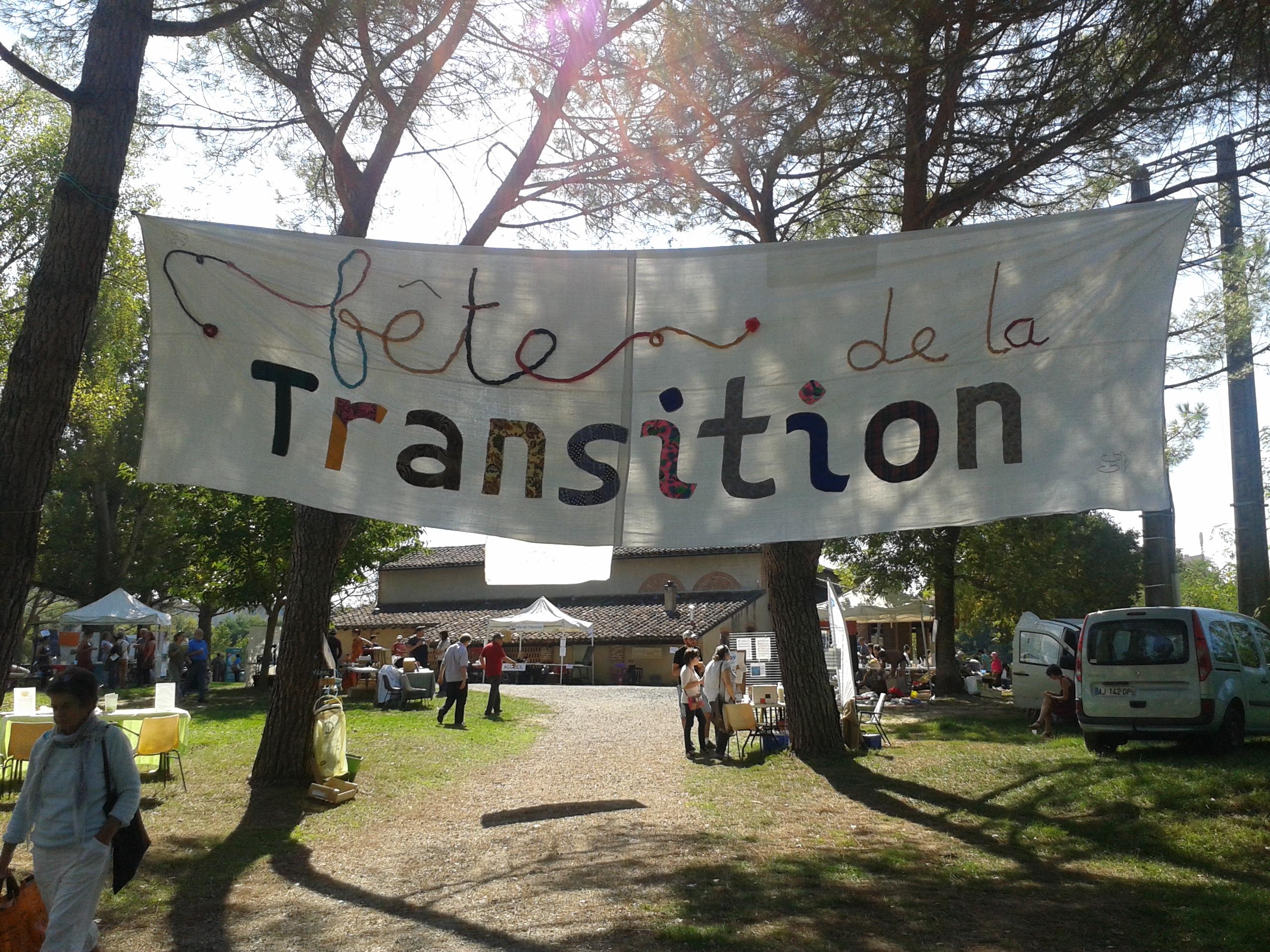 Fête de la Transition Citoyenne