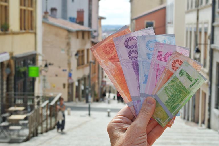 Deviens ambassadeur de ta monnaie locale ! La Gonette