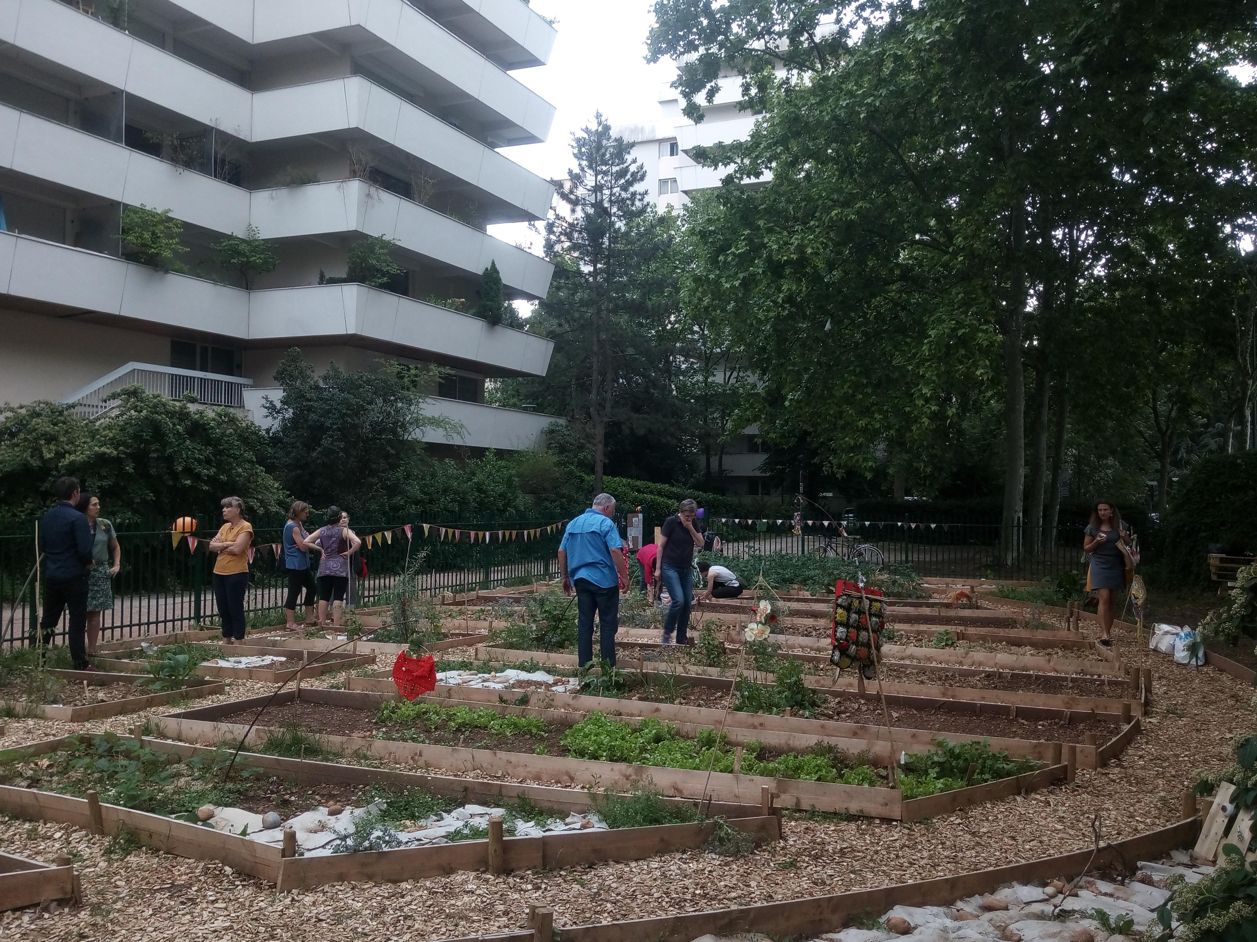 Au Tonkin, le partage se cultive au jardin !